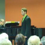 "12. Konzert ""Kammerchor des Clara-Wieck-Gymnasiums"""